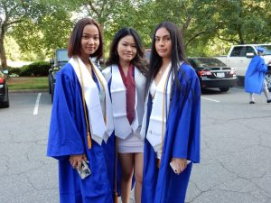 Class of 2021: Park, Stride and Stroll