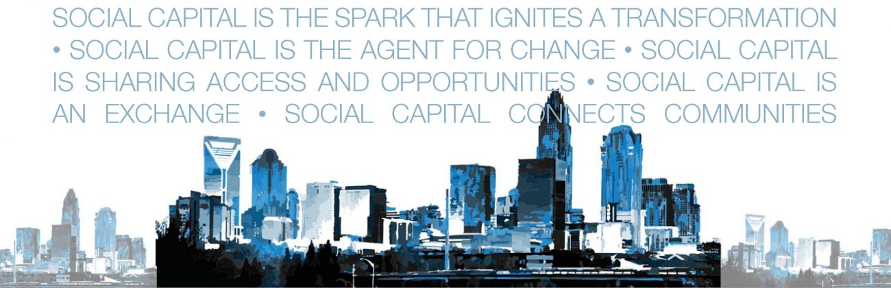 Social Capital Statements & City Skyline